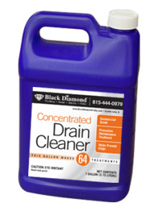 Black Diamond Drain Cleaner Product